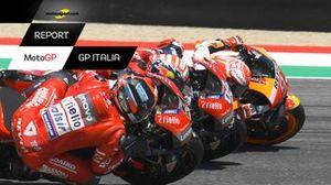 Copertina Report MotoGP Mugello