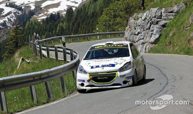 Aurelien Devanthery, Michael Volluz, Peugeot 208, D-Max Swiss