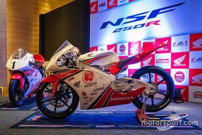 Honda India Moto3 series announcement