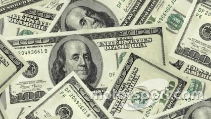 O dólar estava na faixa de R$2,15