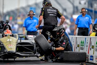James Hinchcliffe, Arrow Schmidt Peterson Motorsports Honda, Pit Stop Competition