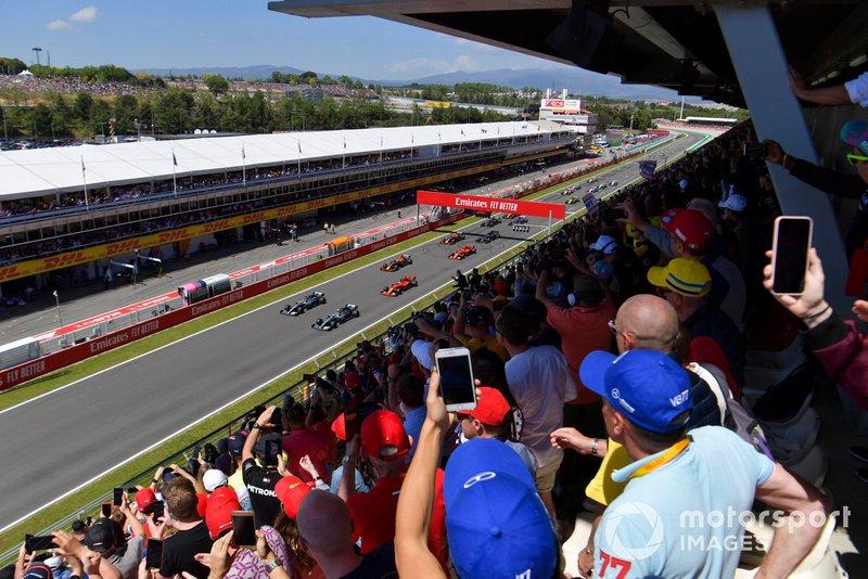 La F1 confirmó un secreto a voces: el GP de Holanda, de España y de Mónaco (todos en mayo), se aplazaban