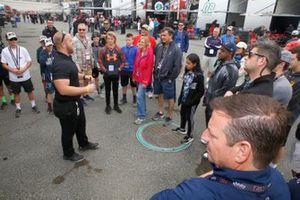 Xfinity Garage Tour