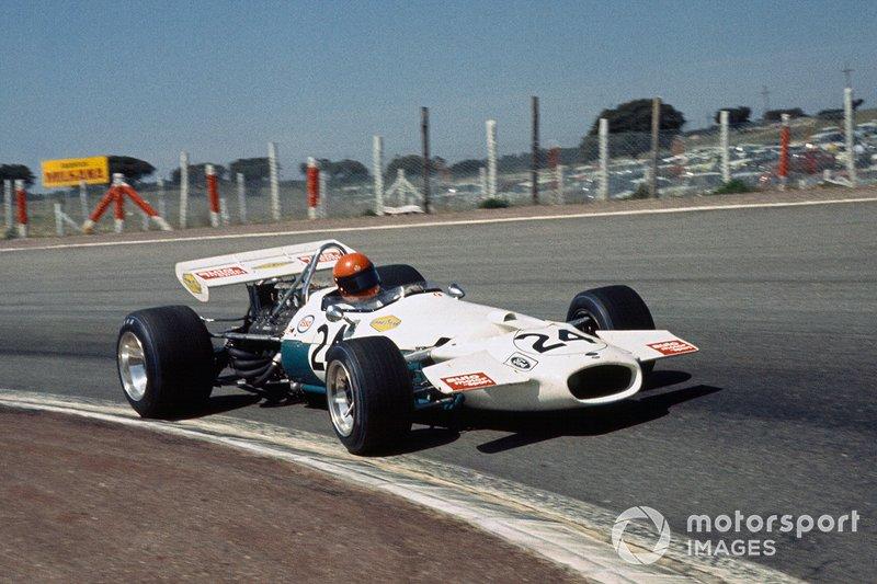 Rolf Stommelen, Brabham BT33-Ford