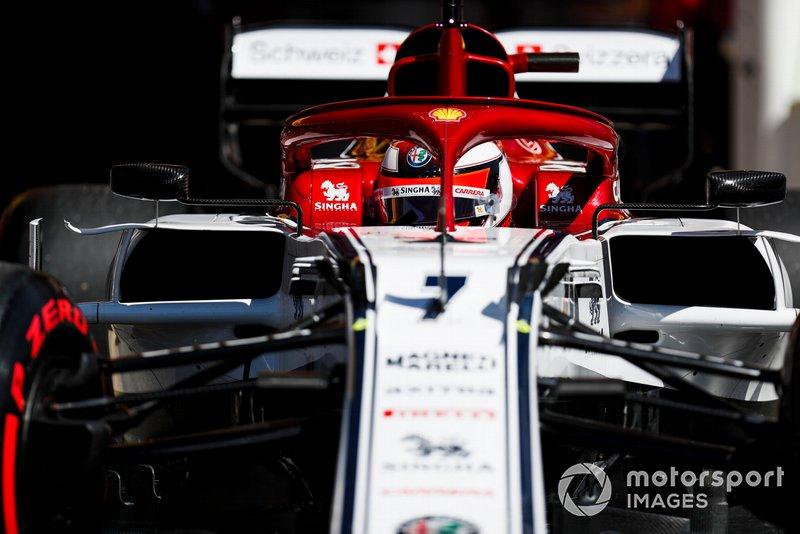 14: Kimi Raikkonen, Alfa Romeo Racing C38, 1'17.788