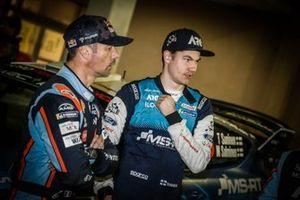 Sébastien Loeb, Hyundai Motorsport, Teemu Suninen, M-Sport Ford WRT