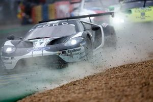 #66 Ford Chip Ganassi Racing, Ford GT: Olivier Pla, Stefan Mucke, Billy Johnson