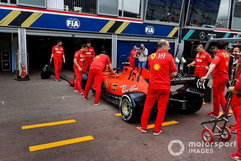 Ferrari SF9