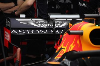 Red Bull Racing technisch detail