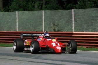 Patrick Tambay, Ferrari 126C2