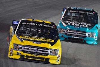 Grant Enfinger, ThorSport Racing, Ford F-150 Champion Power Equipment and Myatt Snider, ThorSport Racing, Ford F-150 Tenda Heal