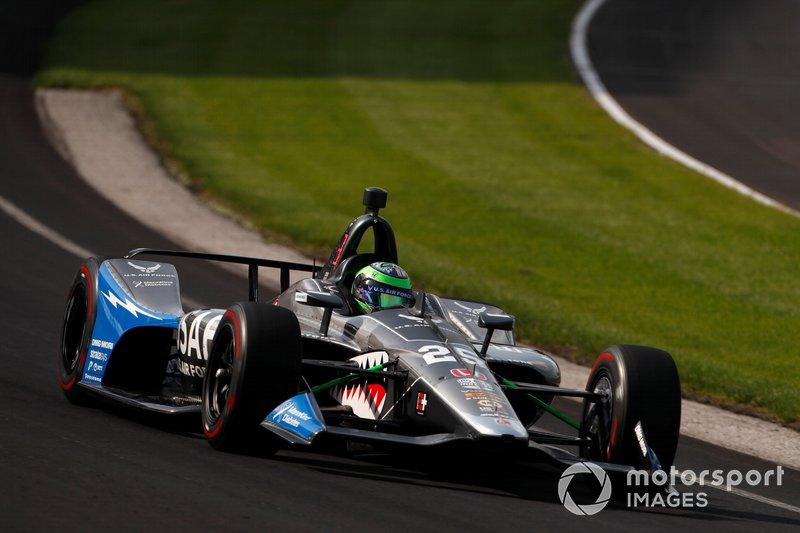 11. Conor Daly, Andretti Autosport Honda