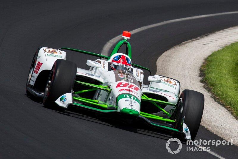 5. Colton Herta, Harding Steinbrenner Racing Honda