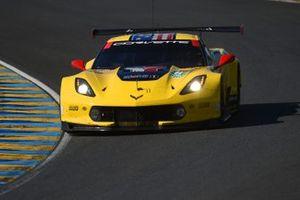 #64 Corvette Racing Chevrolet Corvette C7.R: Oliver Gavin, Tommy Milner, Marcel Fässler