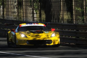 #63 Corvette Racing, Chevrolet Corvette C7.R: Jan Magnussen, Antonio Garcia, Mike Rockenfeller