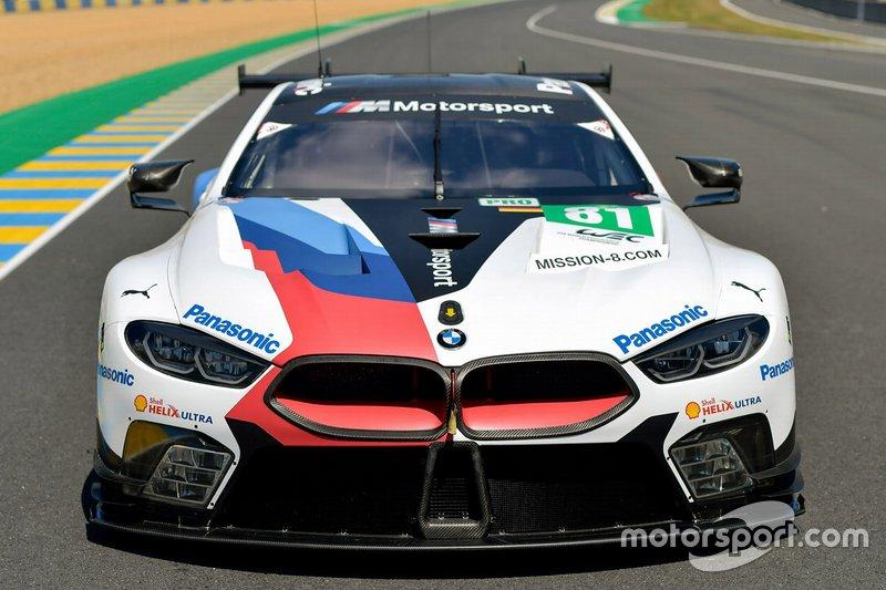 GTE-Pro: #81 BMW Team MTEK, BMW M8 GTE