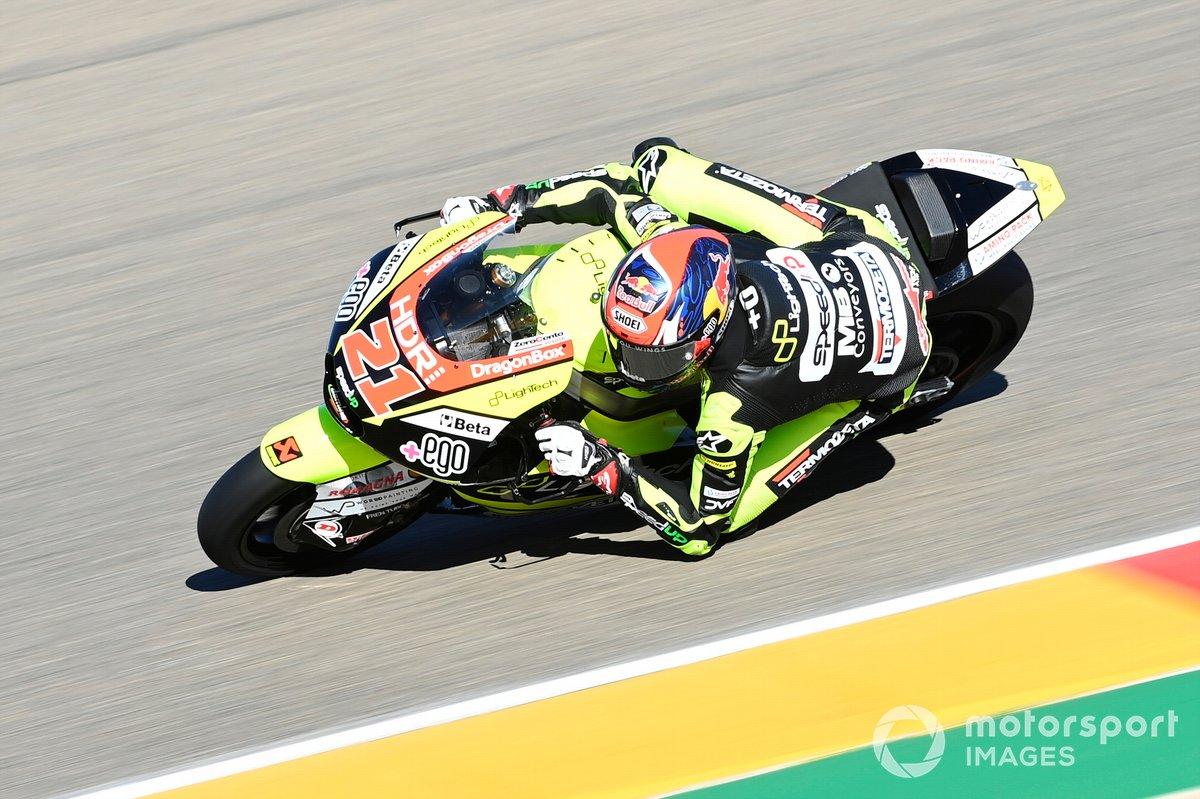 Fabio Di Giannantonio, Speed Up Racing