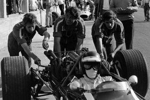 Jochen Rindt, Cooper T86 Maserati