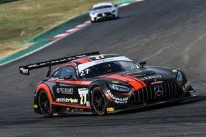 Lorenzo Ferrari, Francesca Linossi, AKM Motorsport, Mercedes AMG GT3