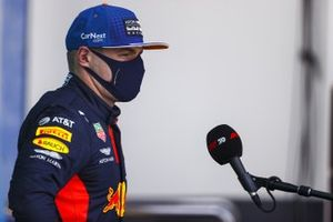 Third place Max Verstappen, Red Bull Racing