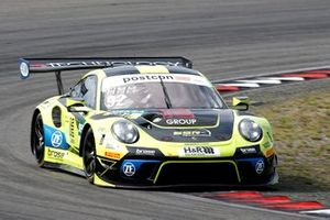 #92 SSR Performance Porsche 911 GT3 R: Michael Ammermüller, Christian Engelhart
