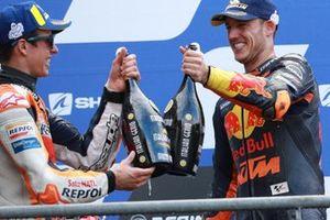 Alex Marquez, Repsol Honda Team Pol Espargaro, Red Bull KTM Factory Racing