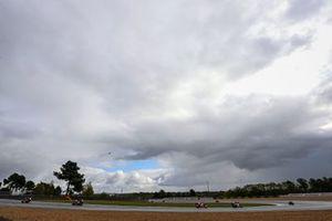 Renn-Action beim GP Frankreich 2020 auf dem Bugatti Circuit in Le Mans