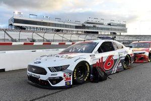 Ryan Newman, Roush Fenway Racing, Ford Mustang Guaranteed Rate