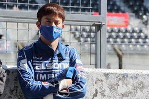 佐々木大樹 Daiki Sasaki(#12 カルソニック IMPUL GT-R)