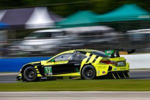 #12 AIM Vasser Sullivan Lexus RC-F GT3, GTD: Frankie Montecalvo, Townsend Bell, Aaron Telitz