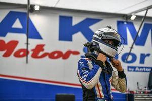 Lorenzo Fluxa, AKM Motorsport by Antonelli