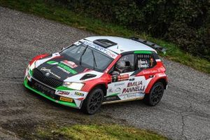 Antonio Rusce, Sauro Farnocchia, Gass Racing, Skoda Fabia Evo
