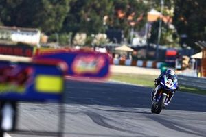 Toprak Razgatlioglu, Pata Yamaha on his way to pole position