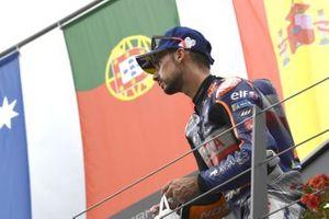 Race winner Miguel Oliveira, Red Bull KTM Tech 3