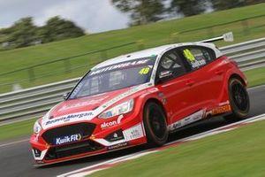 Mat Jackson, Power Maxed Racing Vauxhall Astra