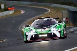 #111 Teichmann Racing Ktm X-Bow GT4: Stephan Brodmerkel, Michael Teichmann
