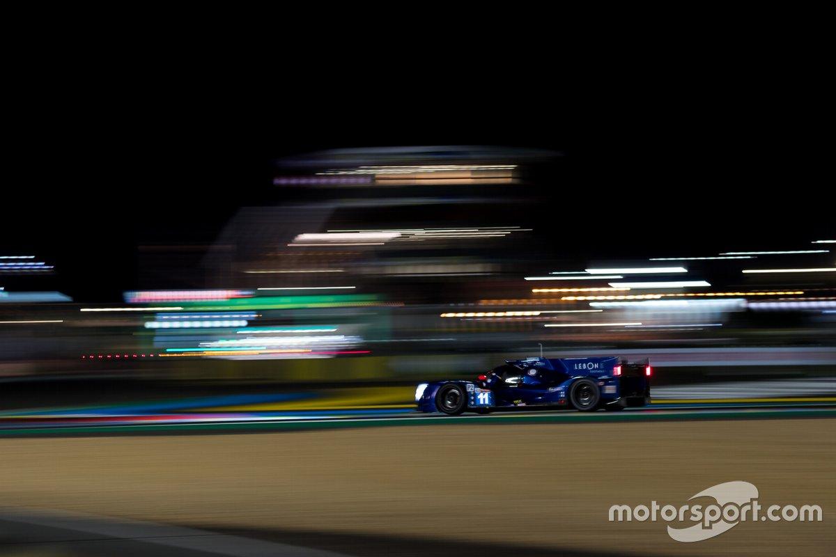 #11 Eurointernational - Ligier JSP217 - Gibson: Adrien Tambay, Erik Maris, Christophe D'Ansembourg
