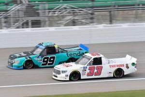 Josh Bilicki, Reaume Brothers Racing, Toyota Tundra Ben Rhodes, ThorSport Racing, Ford F-150 Tenda Heal