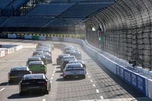 J.J. Yeley, Rick Ware Racing, Ford Mustang Kyle Weatherman, Mike Harmon Racing, Chevrolet Camaro