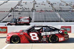 Tyler Reddick, Richard Childress Racing, Chevrolet Motor Trend