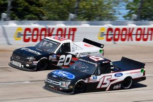 Tanner Gray, DGR-Crosley, Ford F-150 Ford Performance, Spencer Boyd, Young's Motorsports, Chevrolet Silverado