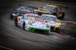 #12 GPX Racing Porsche 911 GT3-R: Patrick Pilet, Mathieu Jaminet, Matt Campbell