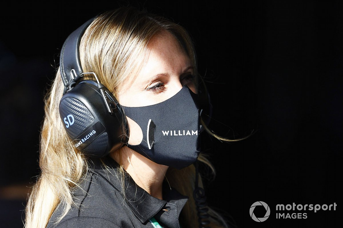 Stephanie Dattilo, Williams F1