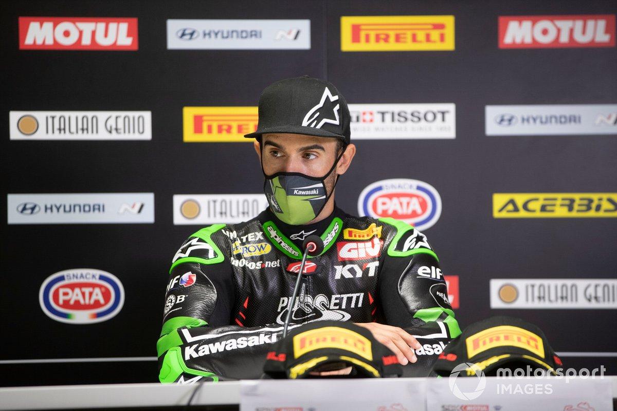 Xavi Fores, Kawasaki Puccetti Racing