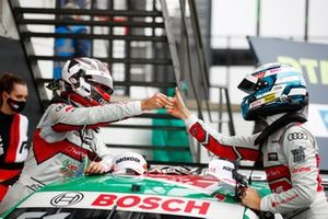 Nico Müller, Audi Sport Team Abt Sportsline, René Rast, Audi Sport Team Rosberg