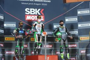 Ana Carrasco, Kawasaki Provec WorldSSP300, Jeffery Buis, MTM Kawasaki Motoport, Mika Perez, Prodina Ircos Team WorldSSP30