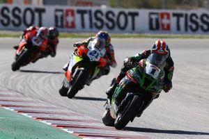 Jonathan Rea, Kawasaki Racing Team, Michael Ruben Rinaldi, Team Goeleven, Scott Redding, Aruba.it Racing Ducati
