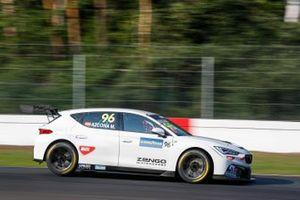 Mikel Azcona, Zeng? Motorsport Services KFT CUPRA León Competición TCR