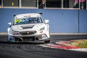 Gábor Kismarty-Lechner, Zeng? Motorsport Services KFT CUPRA León Competición TCR