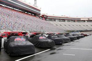Bristol Motor Speedway Rain Delay